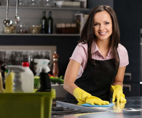 catering cleaning