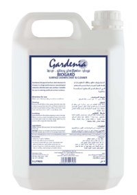 SURFACE DISINFECTANT & CLEANER