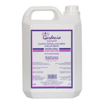 Gardenia Antibacterial Hand Sanitizer with mostusier
