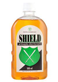 shieldAntiseptic disinfectant suppliers in dubai