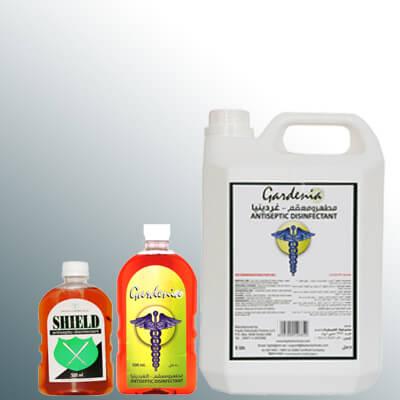 ANTISEPTICS & DISINFECTANTS Products in Dubai