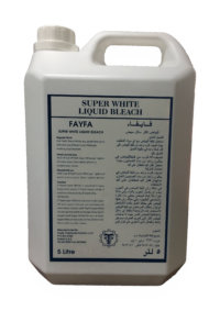 Super White Liquid bleach