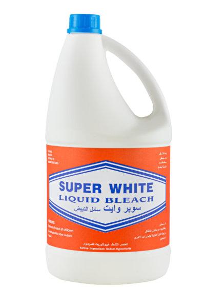 Super White | Liquid Bleach Products Suppliers in Dubai ...
