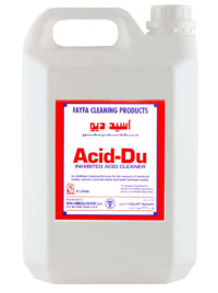Acid Clean Products in Dubai